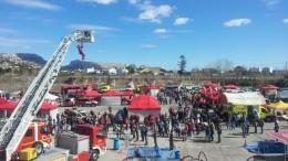 Un total de 3.000 persones visiten a Cullera la XVI Jornada de Portes Obertes sobre Emergències i Seguretat Pública
