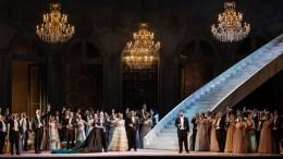 Plácido Domingo i Valentino, estreles de 'La Traviata' a Les Arts