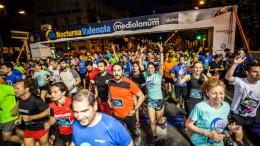 La 15K Nocturna Valencia Banco Mediolanum retrasa su salida a las 22:30 horas