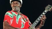 Muere Chuck Berry, padre del rock