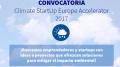CONVOCATORIA para startups en cambio climático