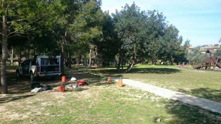 Divalterra acondiciona áreas recreativas en Bocairent y la Font d'en Carròs