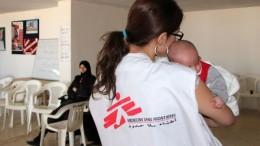 MÉDICOS SIN FRONTERAS DENUNCIA LA VIOLENCIA CONTRA MIGRANTES Y REFUGIADOS EN LA FRONTERA ENTRE SERBIA Y HUNGRÍA