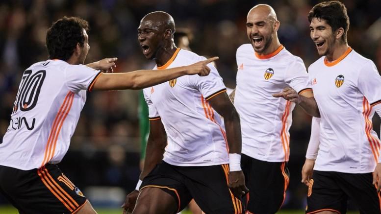 El Valencia CF suma su tercera victoria seguida en Mestalla (1-0)