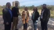 El PP propondrá a la Diputación que acuerde con la Generalitat la construcción del puente entre el Puerto de Sagunto y Canet