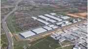 E_CROSS Circuito Valencia, el primer gran Parque Logístico Sostenible de España situado en Cheste