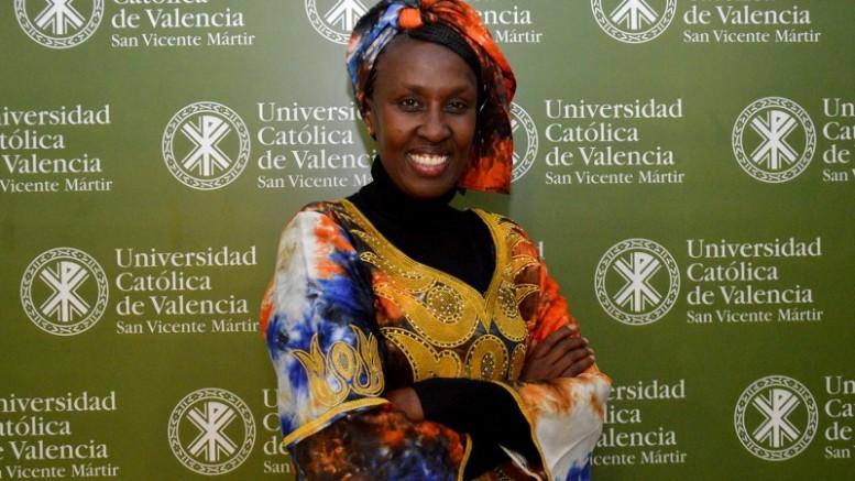 """La filósofa Antoniette Kankindi asegura que África necesita un """"feminismo inclusivo"""" que busque el bien común"""