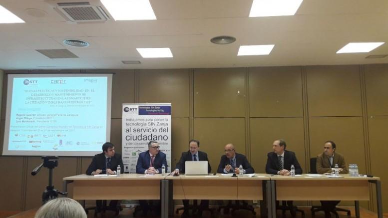 MC Spain participa en las jornadas técnicas sobre Smart Cities de Smagua