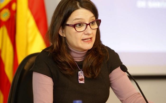 """Oltra: """"La Comunitat Valenciana se ha convertido en referente de buenas practicas en las políticas sociales inclusivas"""""""
