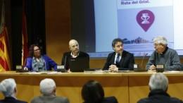 Turisme promociona la Ruta del Grial en Córdoba ante investigadores y expertos de todo el mundo