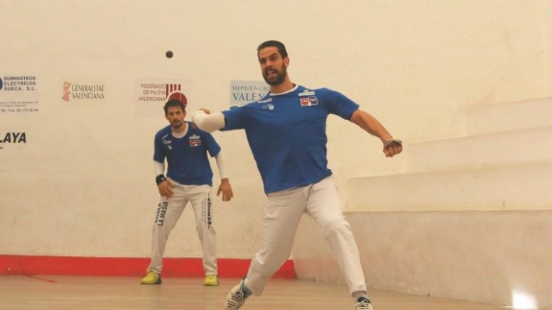 El equipo de Soro III y Javi primer semifinalista de la Liga Profesional