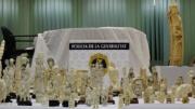 La Policía de la Generalitat interviene 102 piezas de marfil talladas en colmillo de elefante