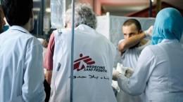 LAS PARTES DEL CONFLICTO DEBEN PERMITIR LA ENTRADA DE AYUDA HUMANITARIA EN SIRIA