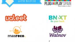 Seis proyectos para el décimo programa de Plug and Play Spain