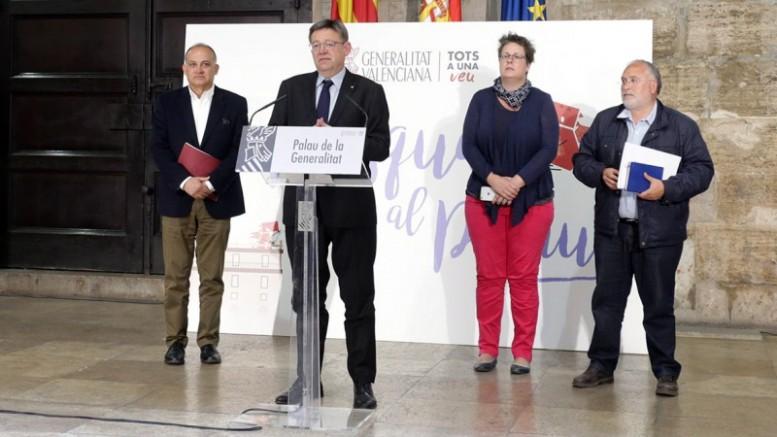 La Generalitat impulsa una agenda de trabajo que diseñará acciones para combatir la despoblación en las comarcas de interior de la Comunitat Valenciana