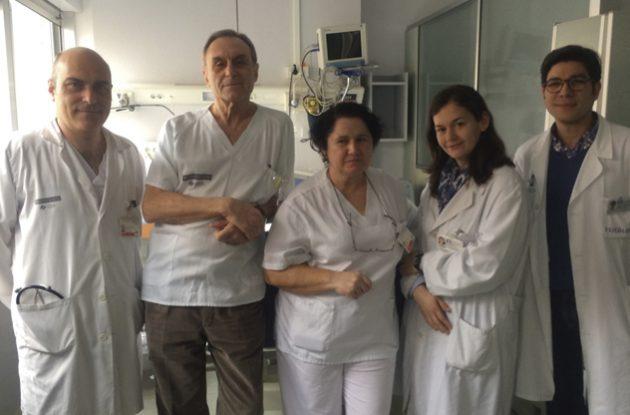 Cuidados Respiratorios del Clínico recibe la acreditación de unidad multidisciplinar de alta complejidad con nivel de excelencia