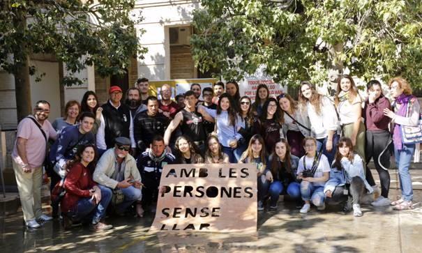 El IES Misericordia de Valencia organiza, junto con Sant Joan de Déu-Serveis Socials València, una jornada de sensibilización para dar a conocer la realidad de las personas en situación de sin hogar