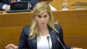 """Eva Ortiz: """"Al PP y a la sociedad valenciana le preocupa las pocas ganas de gestionar y el sectarismo de Oltra"""""""