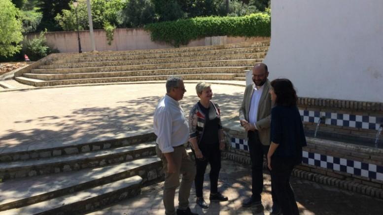 Agullent reabre el Molí Fariner y lanza por Internet las fiestas de Moros y Cristianos de Sant Vicent con ayuda de València Turisme