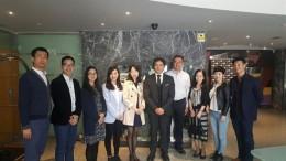 La oferta turística de la Comunitat Valenciana seduce a touroperadores chinos