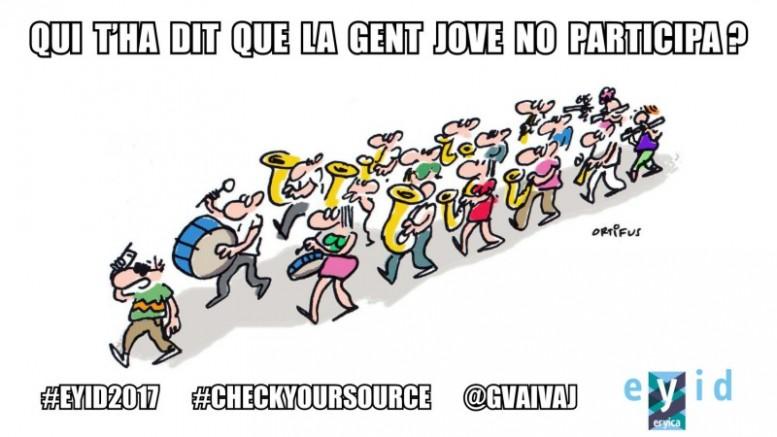 La Comunitat Valenciana celebra el Día Europeo de la Información Juvenil