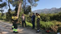 La Diputación impulsa un nuevo procedimiento de planificación para la prevención de incendios forestales