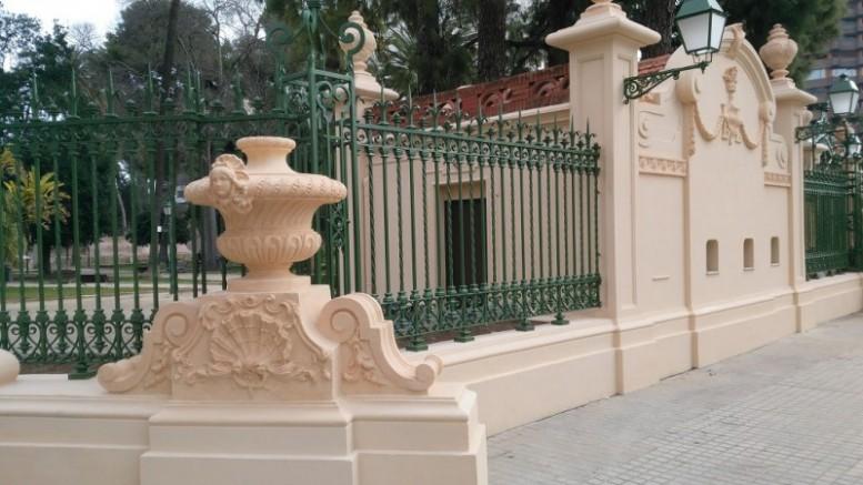 El ayuntamiento recupera para los jardines de viveros las - Esculturas para jardines ...