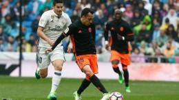 El Valencia CF hizo méritos para no perder ante el Real Madrid (2-1)
