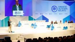 El PPCV prioriza la libertad, la reducción de impuestos y de la administración en el XIV congreso del PPCV