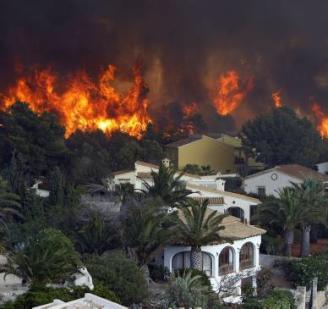 El Consell impulsará la elaboración de los planes locales de prevención de incendios forestales