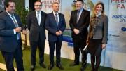 Puig participa en la entrega de los premios Faro PortCastelló