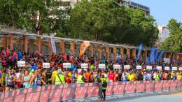 La V edición de EKIDEN Valencia Clínica Baviera aumentará hasta los 1.000 equipos