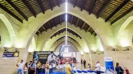 El edificio las Atarazanas volverá a acoger la feria del corredor de la 15K Nocturna Valencia Banco Mediolanum