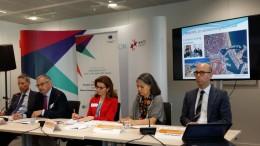 """La Generalitat defiende en Bruselas el modelo Puerto-Ciudad de València """"como ejemplo de desarrollo económico"""""""
