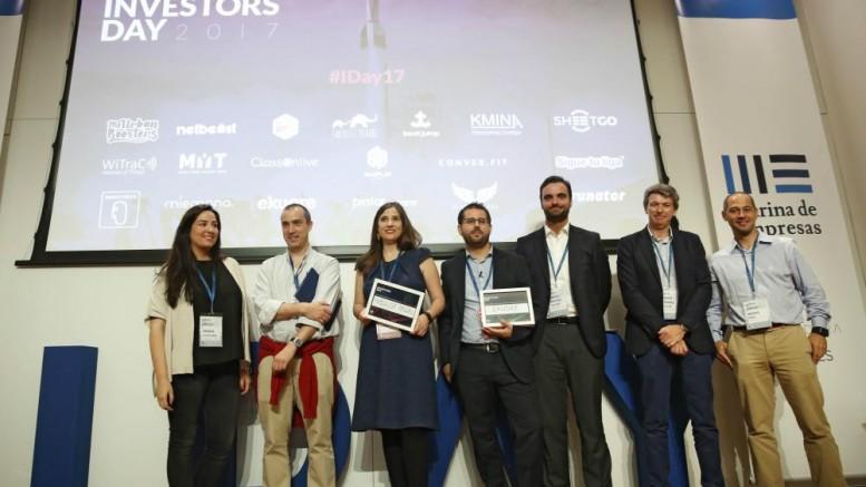 Una veintena de emprendedores presenta la evolución de sus proyectos a 140 inversores