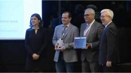 primer premio en la categoría de Solución Transfronteriza de software libre por el proyecto de información geográfica gvSIG