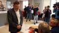 """Ximo Puig: """"Hoy se demuestra que el PSOE es un partido vivo y democrático que aspira siempre a mejorar la vida de las personas"""""""