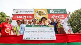 La Volta A Peu València Caixa Popular se supera en su edición de 2017