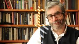 """Antonio Muñoz Molina: """"Llegir és tocar la partitura de l'escriptor"""""""