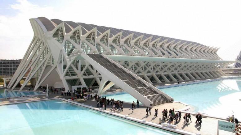 Más de 40.000 personas visitan la Ciutat de les Arts i les Ciències durante el puente de mayo