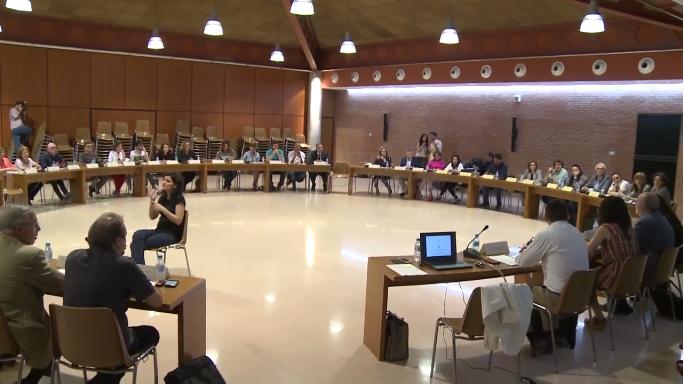 """Alcaraz: """"El Consejo de Participación Ciudadana nace como un nuevo espacio de diálogo, diverso, plural y con amplia representación de la sociedad civil"""""""