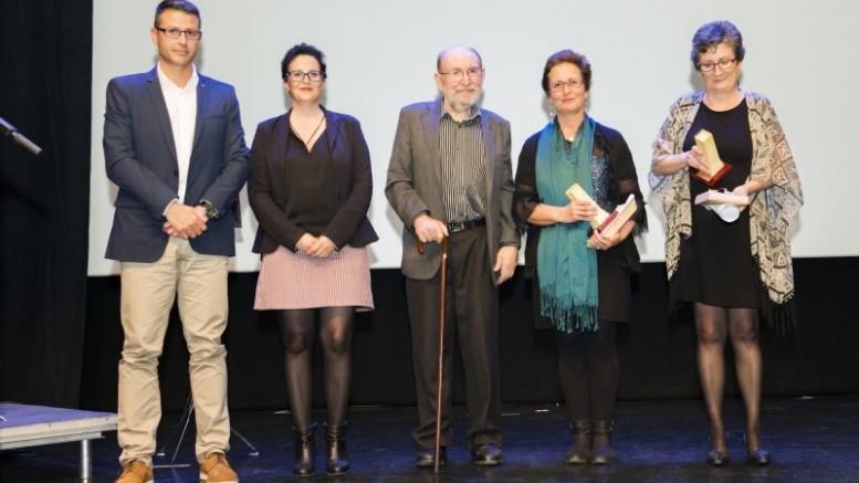 Dos autores valencianos premiados en el Marc Granell de Almussafes 2017