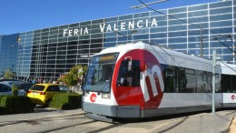 Metrovalencia ofrece servicios especiales de tranvía a Feria Valencia para acudir a Funermostra