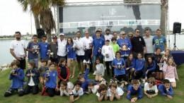 José Luis Maldonado y Arturo Barranco, vencedores del 57 Gran Trofeo Valencia de Snipe
