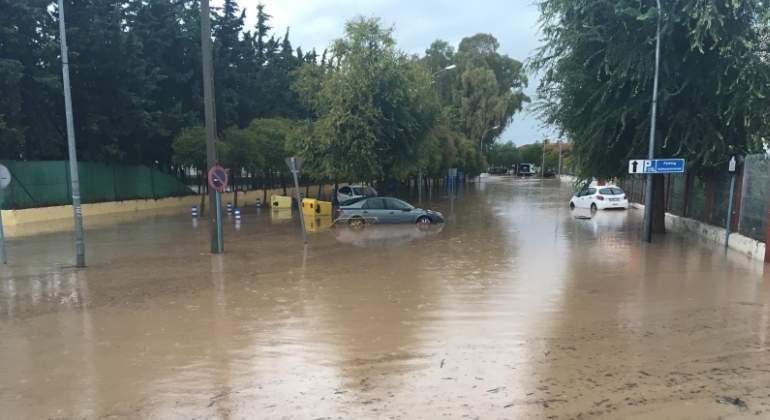 Inundaciones en urbanizaciones