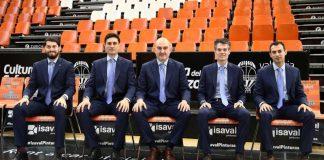 Sastrería Jajoan, nuevo proveedor oficial de trajes del Valencia Basket