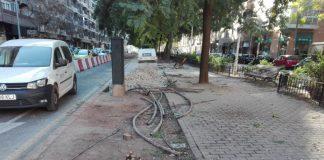 Se reanudan 10 obras en Valencia y otras tantas esperarán después de la crisis