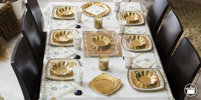 Mercadona, Ideas para vestir tu mesa esta Navidad
