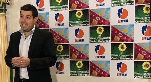Vicente M. Bellvís, Secretario General de AVANT Adelante