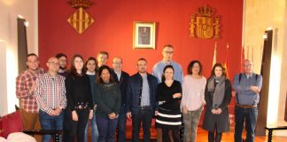 "Alzira acoge el proyecto europeo ""Youth Initiatives for Employment"""